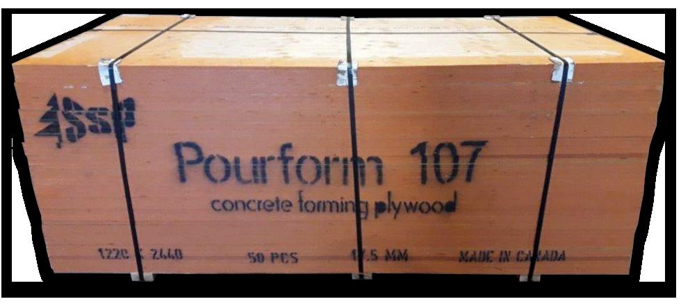 Tradewood MDO Plywood