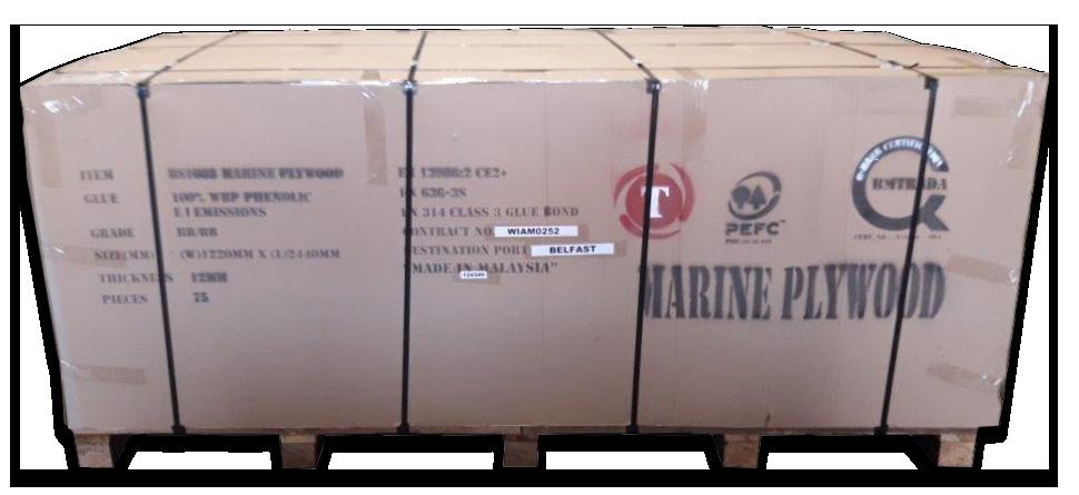 Tradewood Marine Plywood Image